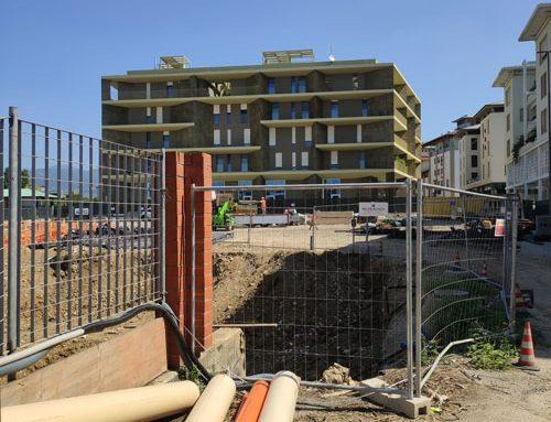 Realizzazione Edifici H26-H27 – Novoli Immobiliare Spa