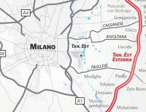 Teem – Tangenziale Est Esterna Milano – A58